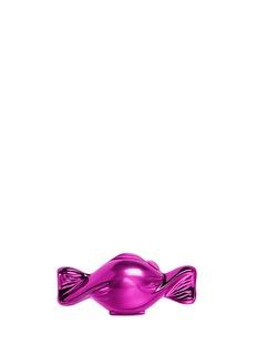 JUDITH LEIBER'Candy' metallic pill box