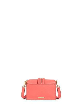 Back View - Click To Enlarge - Rebecca Minkoff - 'Waverly' mini grommet crossbody bag