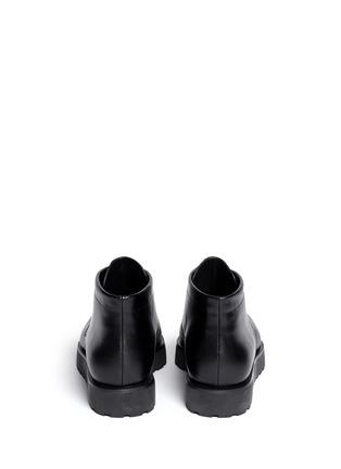Back View - Click To Enlarge - Alexander Wang  - 'Anita' leather chukka boots