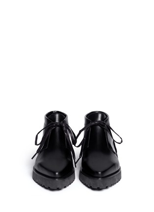 Figure View - Click To Enlarge - Alexander Wang  - 'Anita' leather chukka boots