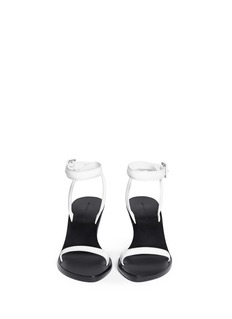 ALEXANDER WANG  'Ilva' ankle strap leather sandals