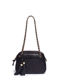 TORY BURCH 'Thea' leather crossbody bag