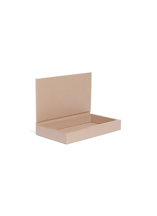 Pinetti - Liverpool leather box