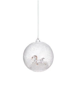 Main View - Click To Enlarge - Shishi As - Horse charm Christmas ornament