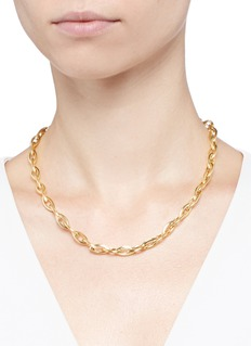 Philippe AudibertOval chain necklace