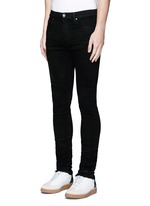 Stacked slim fit jeans