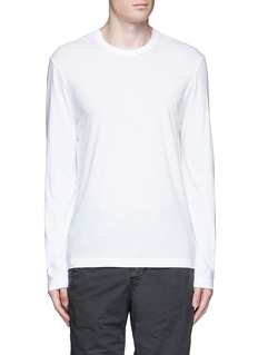 James Perse Crew neck cotton jersey T-shirt
