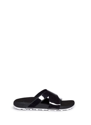 Main View - Click To Enlarge - Nike - 'Taupo' slide sandals