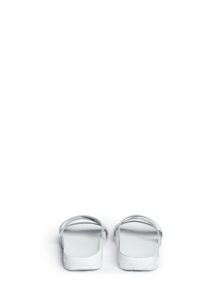 Back View - Click To Enlarge - Nike - 'Taupo' slide sandals