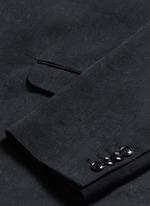 'Brosh' jacquard tuxedo blazer