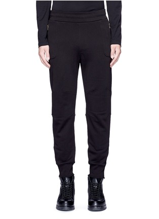 Dries Van Noten - 'Hailey' zip cuff jogging pants