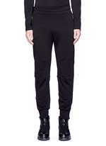 'Hailey' zip cuff jogging pants