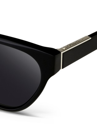 3.1 Phillip Lim - Acetate cat eye sunglasses