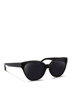 3.1 Phillip LimAcetate cat eye sunglasses