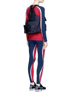 No Ka'Oi'NO KA'OI' gummed yoga backpack