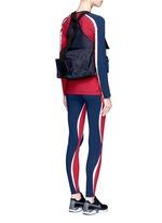 'NO KA'OI' gummed yoga backpack