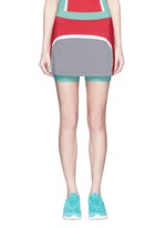 'Aina' colourblock performance skort