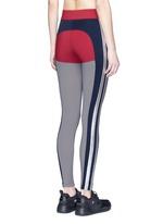 'Kei' panelled performance leggings