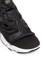 'Instapump Fury' sandals