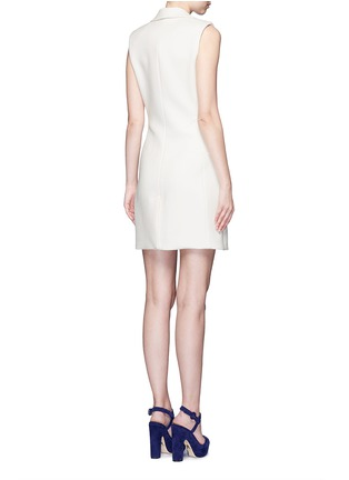 Back View - Click To Enlarge - Nicholas - Crepe sleeveless dress