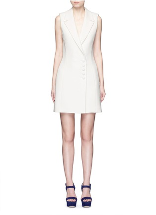Main View - Click To Enlarge - Nicholas - Crepe sleeveless dress