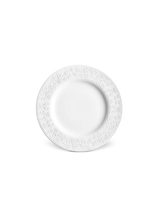 L'OBJET-HAN雕花利摩日瓷晚餐盘