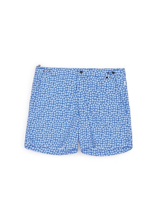Main View - Click To Enlarge - DANWARD - Naive' floral print swim shorts