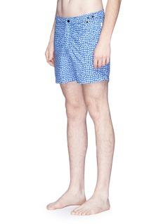 DANWARDNaive' floral print swim shorts