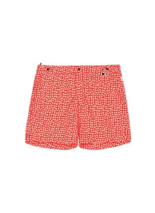 Main View - Click To Enlarge - DANWARD - Naive' floral print swim shorts