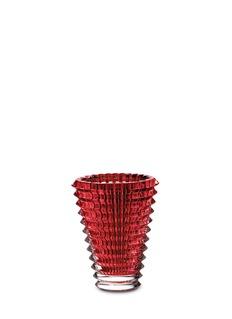 BACCARAT'Eye' small crystal vase