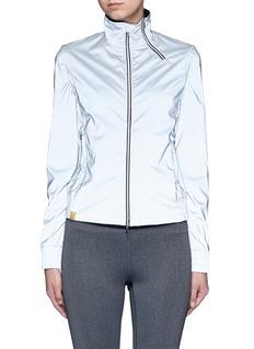 Monreal London'Action' reflective zip jacket