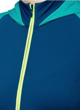 Monreal London-'Featherweight' performance jersey jacket