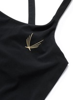 'Core Performance' cross back tank top