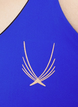 Detail View - Click To Enlarge - Lucas Hugh - 'Core Performance' sports bra