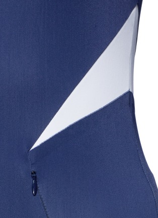 Detail View - Click To Enlarge - Lucas Hugh - 'Winter Sport' fleece lined performance top