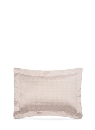 Main View - Click To Enlarge - Frette - Luxury Flora standard sham