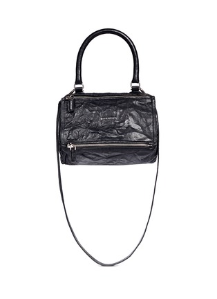 Main View - Click To Enlarge - Givenchy - 'Pandora' small sheepskin leather bag