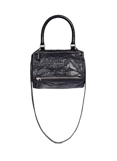 Givenchy 'Pandora' small sheepskin leather bag