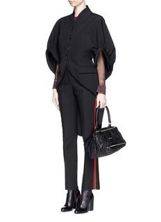 Givenchy'Pandora' small sheepskin leather bag