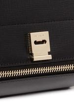 'Pandora Box' mini leather bag