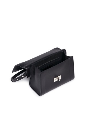 Givenchy - 'Shark' mini leather bag