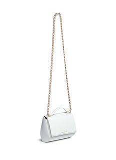 GIVENCHY 'Pandora Box' saffiano patent leather bag