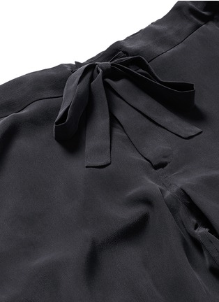 Detail View - Click To Enlarge - Equipment - 'Avery' silk pyjama set