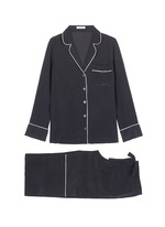 'Avery' silk pyjama set