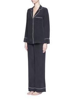 EQUIPMENT'Avery' silk pyjama set