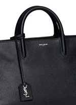 'Rive Gauche' small grainy leather tote