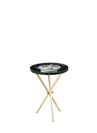 Main View - Click To Enlarge - Fornasetti - Themes and Variation tripod table #001