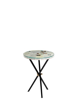Main View - Click To Enlarge - Fornasetti - Ultime Notizie tripod table