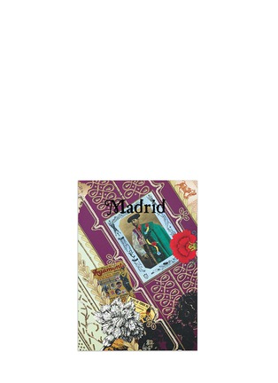Main View - Click To Enlarge - CHRISTIAN LACROIX - Notecard - Madrid