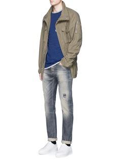 Denham'Razor' slim fit Candiani selvedge jeans